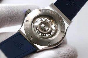 Replica Hublot Classic Fusion Titanium Case Back