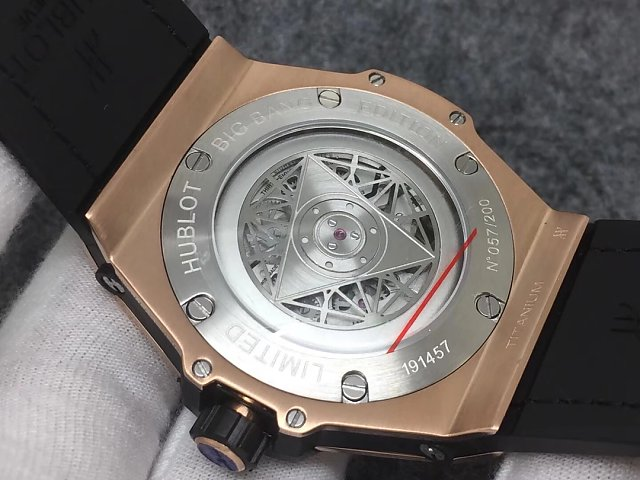 Replica Hublot Tattoo Movement